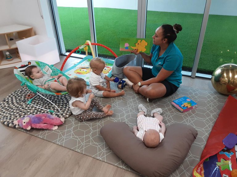 Babies Room Story Time