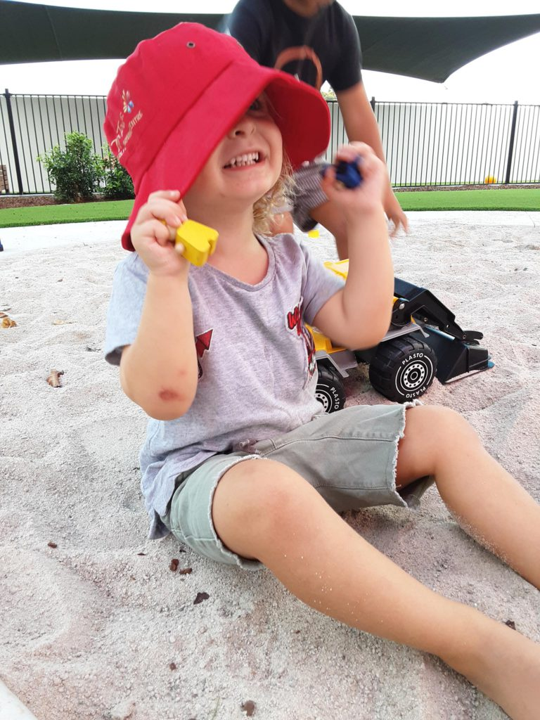 Senior Kindy Sandpit